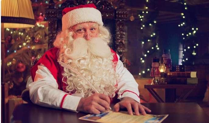 7,99€ la video personnalisée du Pere Noel avec EfiSanta