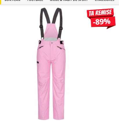 15,99€ le pantalon de ski FILA pour femmes