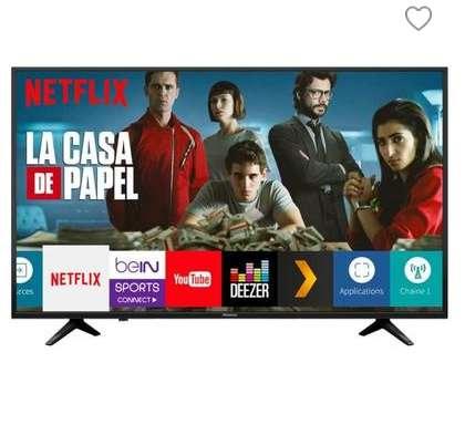 389€ la tv HISENSE H58A6050 4k