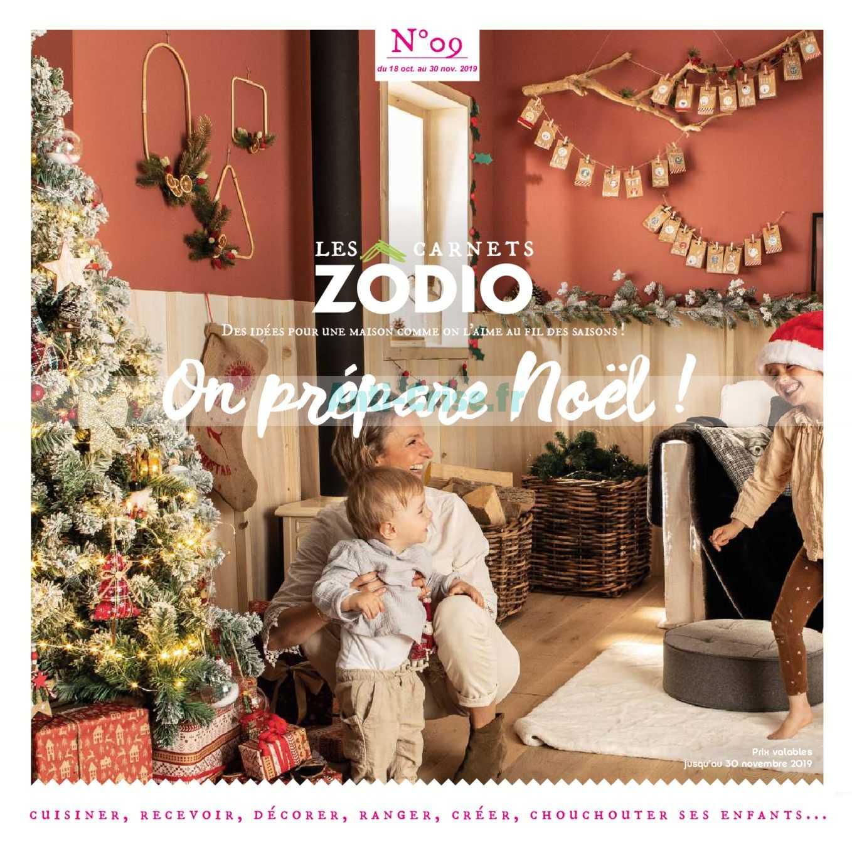 Catalogue Zodio Du 18 Octobre Au 30 Novembre 2019 Decorations De Noel Catalogues Promos Bons Plans Economisez Anti Crise Fr
