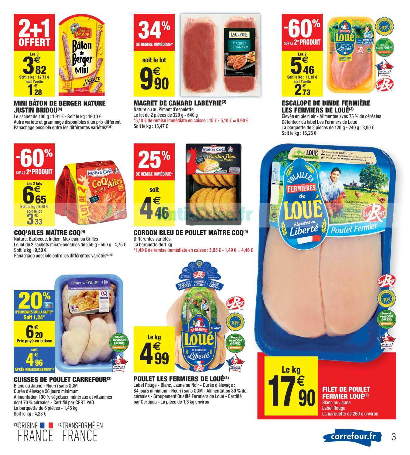 Catalogue Carrefour Market Du 08 Au 20 Octobre 2019