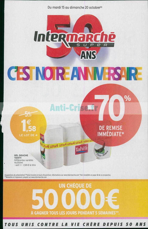 Catalogue Intermarché du 15 au 20 octobre 2019 (Version Super)