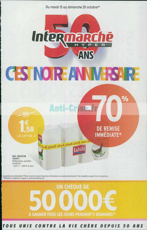 Catalogue Intermarche Du 15 Au 20 Octobre 2019 Version Hyper Catalogues Promos Bons Plans Economisez Anti Crise Fr