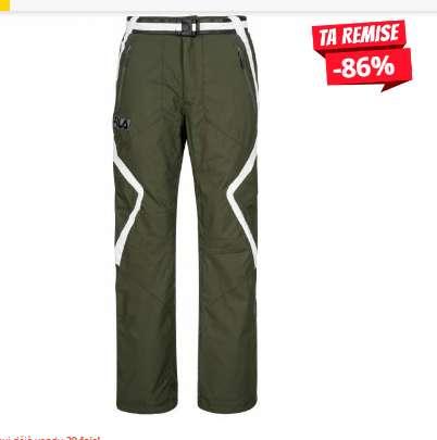 19,99€ le pantalon de ski Fila pour hommes