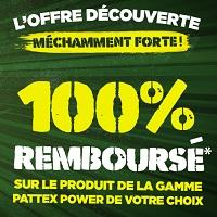Pattex : 100% Remboursé Gamme Power sur Quoty