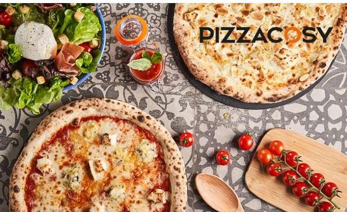 Pizza Cosy : 1 pizza achetée = 1 produit offert ( pour 1€)