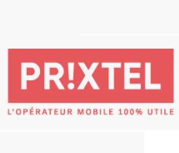 Forfait mobile Prixtel à prix réduit : 4.99€ pour illimité + 5go , 14.99€ avec 50go