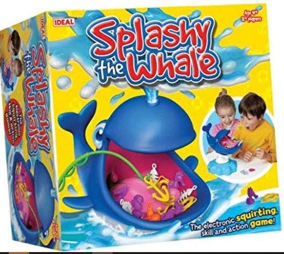8,2€ le jeu Splashy The Whale par John Adams