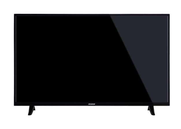 249€ la tv ultra HD 4K 123 cm Grandin UD49VGB18