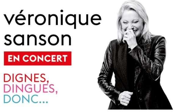 40% de réduction sur le concert de Véronique Sanson le 18/10 au Blanc Mesnil