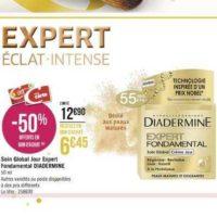Crème Expert Diadermine chez Casino (02/12 – 15/12)