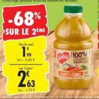 Soupe 100% Légumes Français Liebig chez Carrefour (26/11 – 02/12)