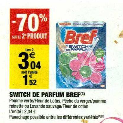 Bloc Wc Bref chez Carrefour Market (12/11 – 24/11)