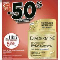 Soin Expert Diadermine chez Géant Casino (25/11 – 08/12)