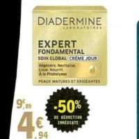 Soin Expert Diadermine chez Leclerc (03/12 – 14/12)