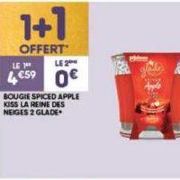 Bougie Parfumée Glade chez Leader Price (26/11 – 08/12)