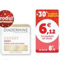 Crème Expert Diadermine chez Hyper U (19/11 – 30/11)