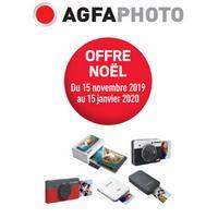 Offre de Remboursement AGFA : Jusqu'à 25€ Remboursés sur Appareil Photo REALIPIX