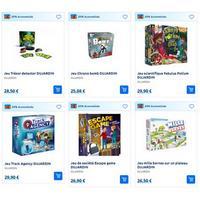 Bon Plan Mattel : Blokus + Scrabble Classique pour 9,41€ sur Jouets de Noël Carrefour