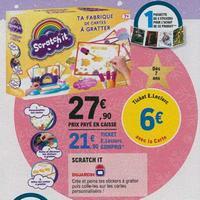 Bon Plan Dujardin : Scratch It à 11,90€ chez Leclerc (04/11 – 24/11)