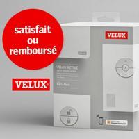 Offre d'Essai Velux : Kit Active with Netatmo Satisfait ou 100% Remboursé