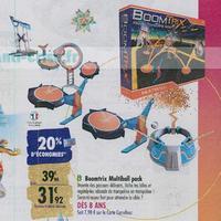 Bon Plan Goliath : Boomtrix Multiball à 19,92€ chez Carrefour (11/11 – 17/11)