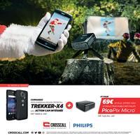 Bon Plan Crosscall : Pico projecteur Micro Philips pour 69€ de Plus