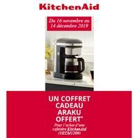 Bon Plan KitchenAid : Coffret Cadeau Araku Offert