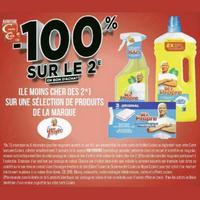 Ultra Spray Nettoyant Mr Propre chez Géant Casino (27/11 – 08/12)