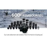 Offre de Remboursement Sony : Jusqu'à 600€ Remboursés sur Appareil Photo