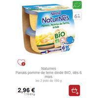 NaturNes Bio Plat Complet Nestlé Bébé partout (18/11 – 23/12)