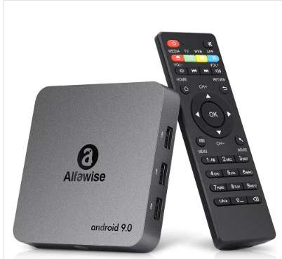Box android Alfawise A8 Neo  à 22.8€ (2go – 16go)
