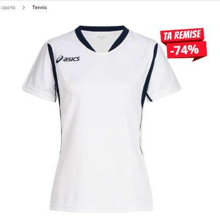 8,99€ le maillot ASICS SARA pour femmes
