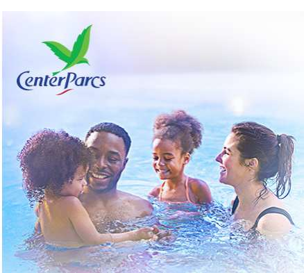 Vente privée Center Parcs : séjour à partir de 149€