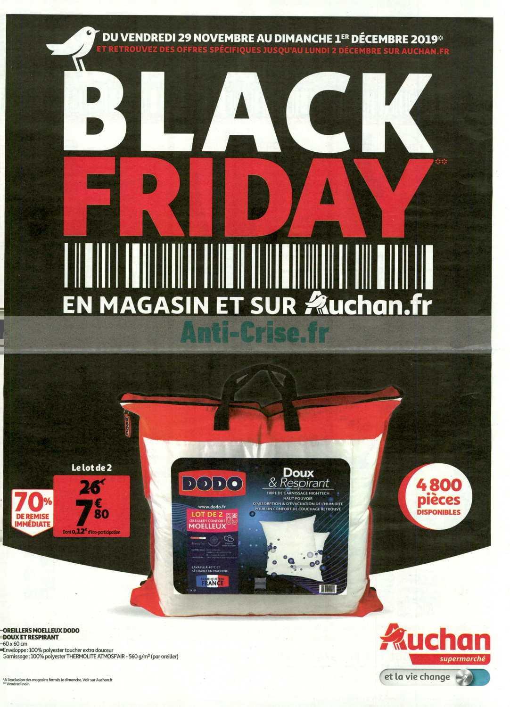 Catalogue Auchan Supermarché du 29 novembre au 01 décembre