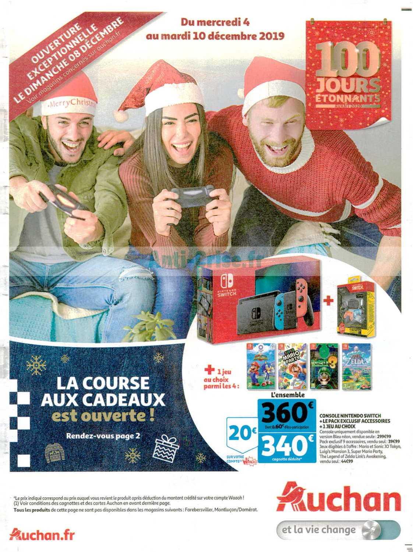 Catalogue Auchan du 04 au 10 décembre 2019