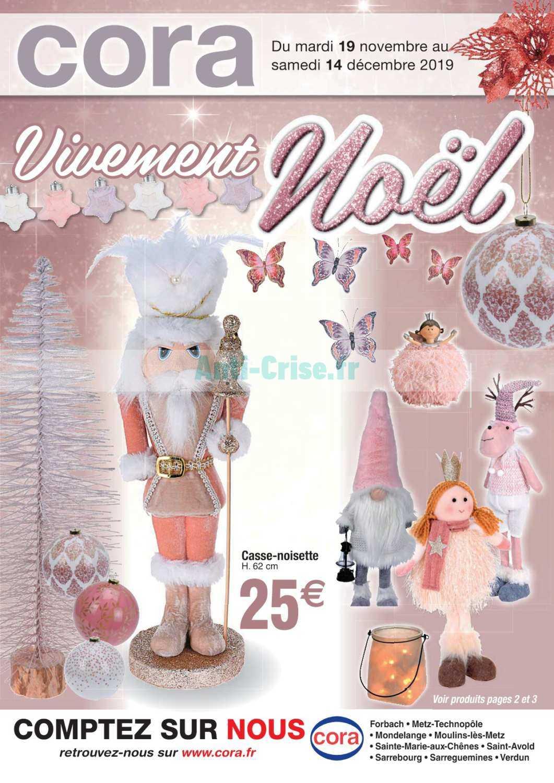 Catalogue Cora Du 19 Novembre Au 14 Décembre 2019 Cadeaux