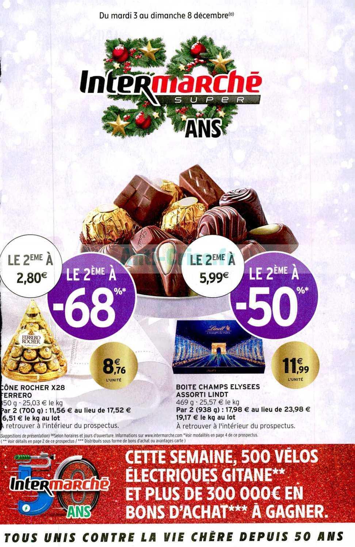 Catalogue Intermarché du 03 au 08 décembre 2019 (Version Super)