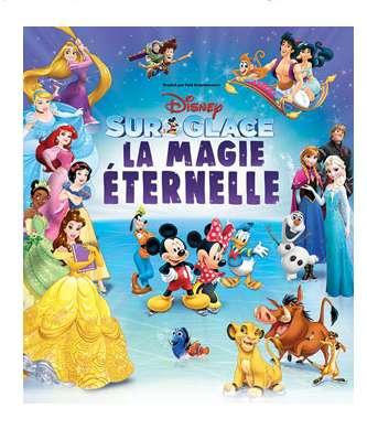Billets en vente priveée pour Disney sur Glace à partir de 23€
