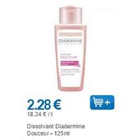 Dissolvant Diadermine chez Leclerc (01/11 – 30/11)