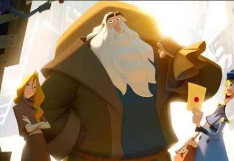 KLAUS , film d'animation à voir gratuitement du 15 au 17 Novembre