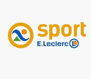 Leclerc Sport : 50% de réduction dans les soldes sur de nombreux articles