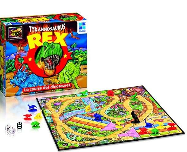 11,99€ le jeu MEGABLEU Tyrannosaurus Rex