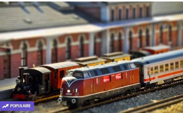 50% de réduction pour le Musée du Train Miniature de Chatillon sur Chalaronne