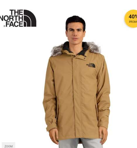 149,99€ la veste THE NORTH FACE ZANECK JKT