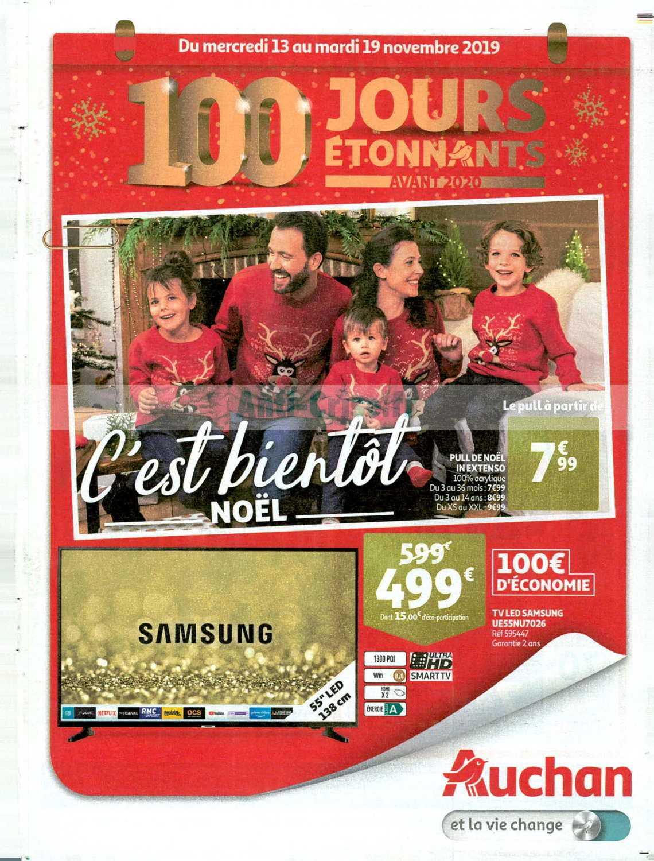 Catalogue Auchan du 13 au 19 novembre 2019