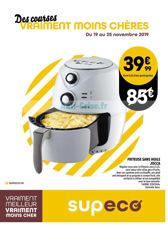 Catalogue Carrefour Supeco Du 19 Au 25 Novembre 2019