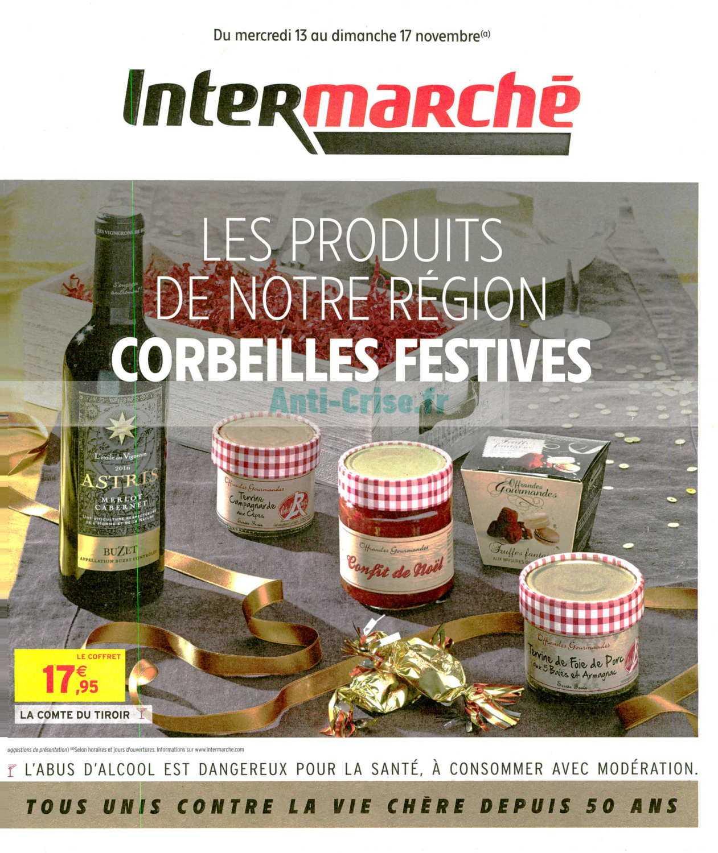 Catalogue Intermarche Du 13 Au 17 Novembre 2019 Centre Est Catalogues Promos Bons Plans Economisez Anti Crise Fr
