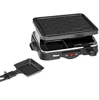 16,99€ l'appareil à raclettes Tristar 4 personnes