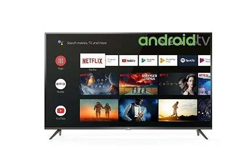 TV Android 4k 65 pouces TCL à moins de 500€